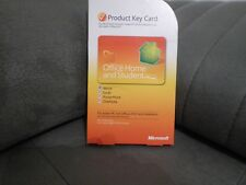 Microsoft Office Home and Student 2010 (Nur Lizenz) (1 PC) - Vollversion