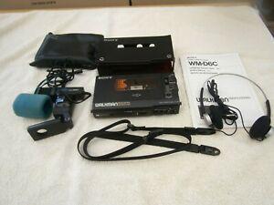Sony Walkman WM-D6C Cassette Player