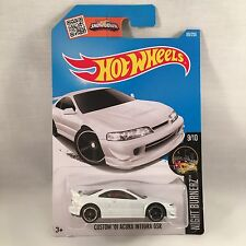 Hot Wheels Custom Acura Integra GSR Honda Integra Civic JDM *Rare* Hard To Find