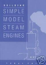BUILDING A SIMPLE MODEL STEAM ENGINE VOL 1 BOOK
