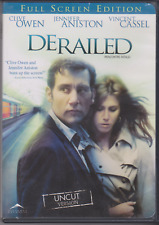 Derailed (DVD, 2006, Uncut, Full screen, Canadian) - English/French