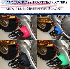 Crf450 Crf250 Cr 125 250 500 Crf250x Crf450x Footpegs Spring Cover Boots