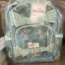 Pottery Barn Kids Disney Frozen backpack small NEW with TAGS princess Elsa Anna