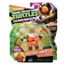 Teenage Mutant Ninja Turtles Dimensione X Michelangelo SPAZIO Traveler Figura