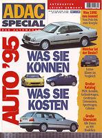 ADAC Special ´95 Autokatalog Auto 1995 - 900 Modelle - Autokaufen leicht gemacht