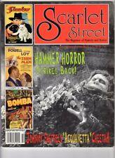 WoW! Scarlet Street #15! Hammer Horror! The Shadow! Johnny Sheffield! Acquanetta