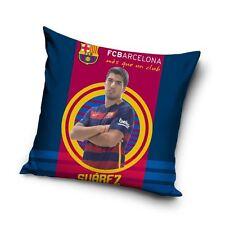 FC Barcelona Suarez Cojín de destino oficial Dormitorio de niños nuevo