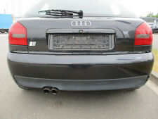 S3 parachoques trasero Audi a3 s3 8l ebonyschwarz lz9w japone Spoiler Negro