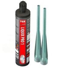 TOX Verbundmörtel Liquix Pro 1 1x 280 ml Kartusche + 2 x 200 mm Statikmischer