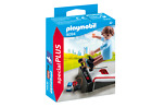 playmobil SPECIAL PLUS N° 9094 # Skater mit Rampe # Skateboard-Parkour ~ neu