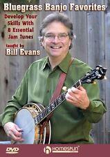 Bluegrass Banjo Favorites Develop Your Skills With 8 Essential Jam 000121291