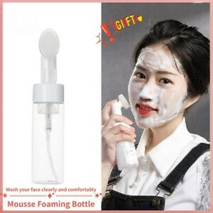 1PCS Mousse Dense Foaming Bottle Face Cleaning Foaming Bottle for Home 100ml
