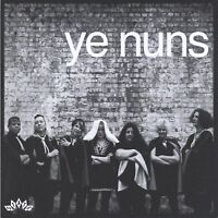 """YE NUNS I Don't Want To Do This Again heavy vinyl 7"""" Monks garage punk beat"""