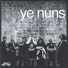 "YE NUNS I Don't Want To Do This Again heavy vinyl 7"" Monks garage punk beat"