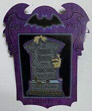 "HTF 2003 MAGIC KINGDOM, Haunted Mansion ""999 Happy Haunts""  Pin LE 2000"