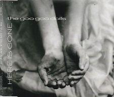 MAXI CD SINGLE COLLECTOR 1T THE GOO GOO DOLLS HERE IS GONE DE 2002