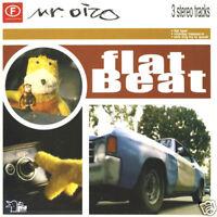 """12"""" MR. OIZO - Flat Beat // Mega Klassiker STILL SEALED - NOCH VERSIEGELT!"""