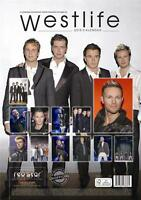 SALE !!! SALE !!! LARGE WALL CALENDAR 2015 OF WESTLIFE BY RED STAR
