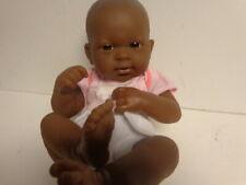 Berenguer Baby Doll African American Newborn Vinyl