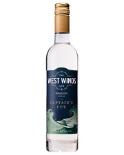 The West Winds Gin The Captain's Cut case of 6 500mL Margaret River