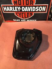 Harley Twin Cam GLOSS BLACK Cam Cover 99-16 Dyna Softail Street Glide Road King
