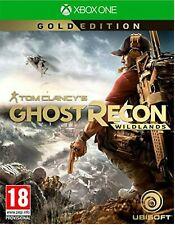 Ghost recon wildlands Gold Edition Xbox One  No Cd No Key (Leggi Descrizione)
