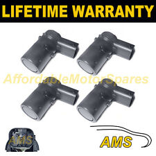4X FOR ALFA ROMEO 147 156 159 GT BRERA SPIDER PDC PARKING SENSOR 3 PIN 4PS0107S