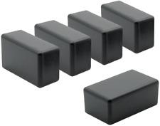 Lemotech 5pcs Abs Plastic Electrical Project Case Power Junction Box Project X