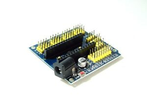 Arduino Nano V3.0 Prototype Shield I/O Extension Board