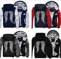 The Walking Dead Hoodie Zombie Daryl Dixon Wings Winter Sweatshirts