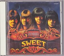 The Sweet Anthology Japan CD 1998 TOCP-3422 Rare
