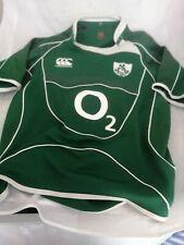youth kids Ireland international rugby jersey age 8 sports