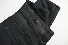 G-STAR RAW TYPE C 3D SUPER SLIM Men W30/~L28* Stretchy Waxed Look Jeans 28697-JS