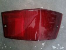 vw 411 412 left outer rear tail light turn signal lens new hella 411-945