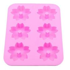 Cherry Blossoms Soap Mold Cake Mold Silicone Mould For Candy Chocolate Baking W