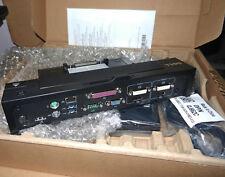 Dell PR02X E-Port Plus II Port Replicator with PA-4E 130W AC Adapter - Black