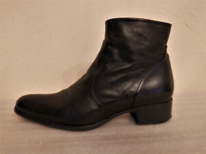Free lance - Boots, Boots - Leather - Size 37,5 - Authentic