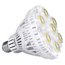 SANSI Super Bright 5000K 5500lm BR30 LED Bulb E26 to E39 adapter 40W, 350W Equiv