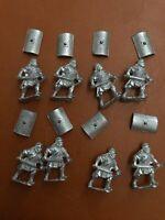 Roman Legionaries Swordsmen Soldiers 28mm Metal Figures Lot