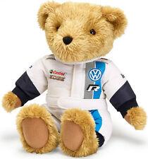 NEW GENUINE VOLKSWAGEN MOTORSPORT TEDDY BEAR