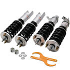 Coilover Kits for 1992-2000 Honda Civic Adjustable Height Struts Shocks Grey