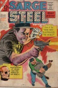 Sarge Steel #2 in 2.5 Good+