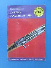 Nr.91 Karabin Mauser wz. 1898