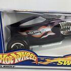 Hot Wheels RC Radio Control Sweet 16 ll Mattel Tycorc NEW/Sealed Purple Roadster