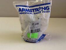 "Armstrong 17-448 No.5 Spline Impact Socket 1-1/2"" 6-PT STD Black NOS"