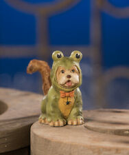 Bethany Lowe KERMUTT Dog in Frog Suit - Halloween Figure (TD9053)