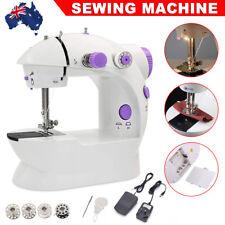New Electric Multi-function Portable Mini Desktop Sewing Machine Handheld AU