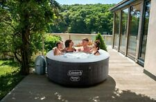 "New ListingColeman Saluspa 71"" x 26"" Havana AirJet Inflatable Hot Tub with Remote Control"