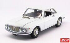 BEST MODEL BES9637 - Lancia Fulvia coupé 1.2 blanc Saratoga - 1965   1/43