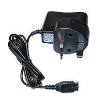 New 3 PIN AC Adapter UK IRL Travel Home Charger Nintendo DS Gameboy Advance #625